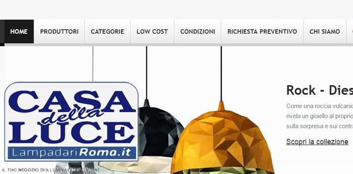 Negozio Lampadari Roma Gra.6 In Prima Pagina Con Noi Maggiore Visibilita Per Il Tuo Sito E Sei